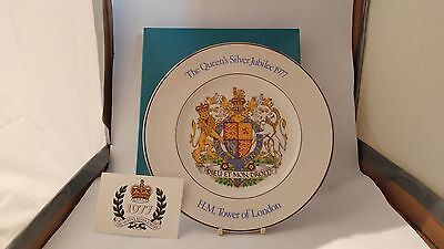 "Wood & Sons Pride of Britain  9 3/4"" Plate in Box"