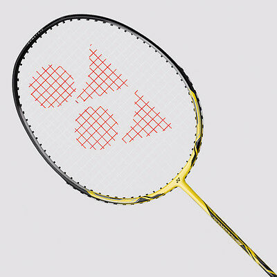 New Yonex Nanoray 6 Badminton Racket Strung With Head Cover Light Weight