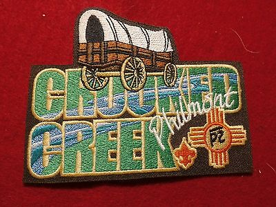 Philmont - Crooked Creek Back Country Patch