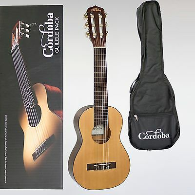 Cordoba Traveller Guilele Crossover Between Guitar & Tenor Ukulele - Gp100