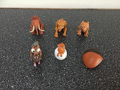 Fun Collection Of Ice Age Figures
