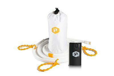 Luminoodle USB Powered LED Rope Light / Lantern & 4400 mAh Battery Pack - 5 Foot