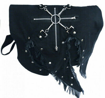 Gothic Wacken Punk Metal Shoulder Bag Bag Comitis Studs New