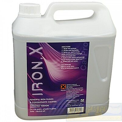 CarPro Iron.X cleaner, wheel cleaner and more 4L Kanister 21,24 EUR / Liter