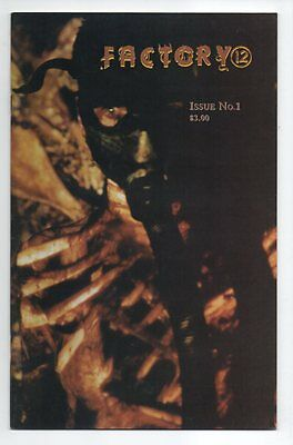 FACTORY 12 # 1, The Factory 1995, Zustand 1-/1-2 (vf-/fn+)