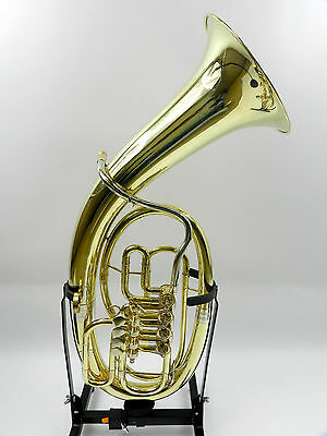Tenor HORN Saxhorn Amati 4 flaps+System MINIBALL After a completely renovated 27