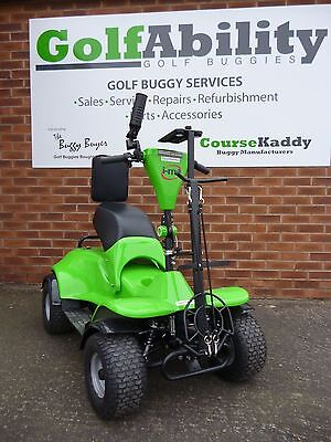 New Im4 Electric Golf Buggy Now At Golfability Mansfield