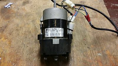 Electric Motor ( Leroy Somer )  240v  330W   1330 RPM  suit project