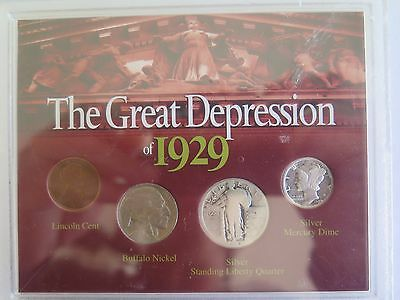 The Great Depression Of 1929 Coin Collection