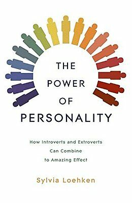 Power of Personality by Sylvia Loehken Paperback Book New