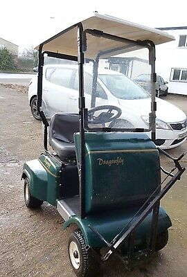Fraser Dragonfly Electric Single Seat Golf Buggy