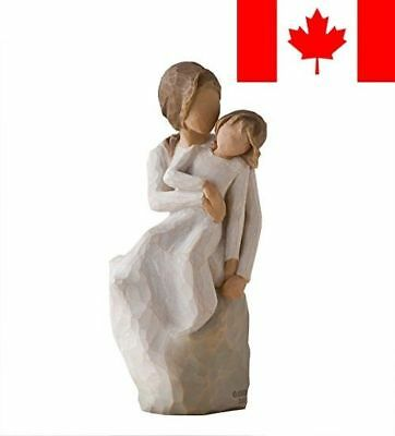 Demdaco DD27270 Willow Tree Mother and Daughter Figurine