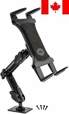 ARKON Heavy-Duty Tablet Wall Mount with 8-Inch Adjustable Arm and 4-Hole AMPS...