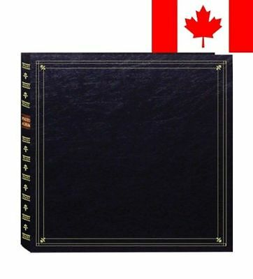 Pioneer Photo Albums 300-Pocket Post Bound Leatherette Cover Photo Album, 3.5...