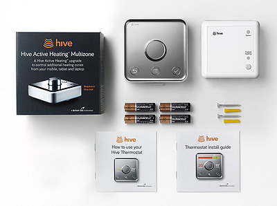 Hive Active Heating Multizone (no installation) Hot Home Zone FREE FAST DELIVERY