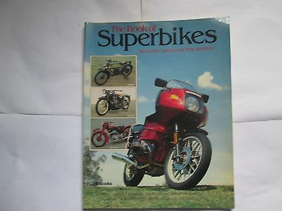 The Book Of Superbikes By Laurie Caddell And Mike Winfield