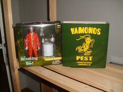 Breaking Bad - Walter White - Vamonos Pest - Action Figure - NEW