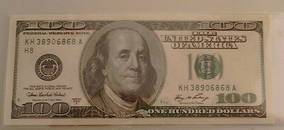 USA UNITED STATES $ 100 Dollars 2006 Series