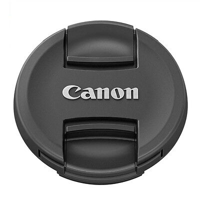 Replacement Front Lens Cap E-77II for Canon EF Lenses with 77mm filter UK STOCK