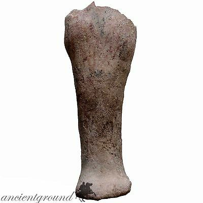 Huge Egyptian Terracotta Shabti Ushabti Circa 1900 Bc