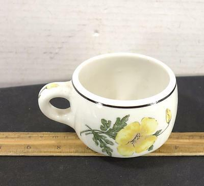 Southern Pacific Railroad Cup Prairie Mountain Wildflower Syracuse China !!