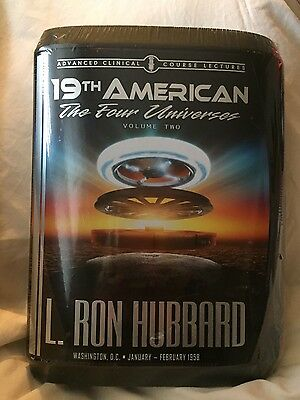 SCIENTOLOGY 19th American ACC Lectures THE FOUR UNIVERSES -L Ron Hubbard-Vol 2