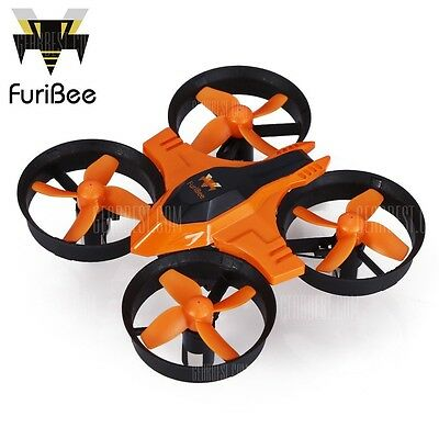 Dron FuriBee F36 2.4GHz 4Canales 6 Axis Gyro RC Quadcopter Dron