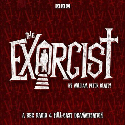 Exorcist by William Peter Blatty CD-Audio Book New