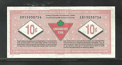 CANADIAN TIRE REPLACEMENT NOTE S20-Ca1  2015030756