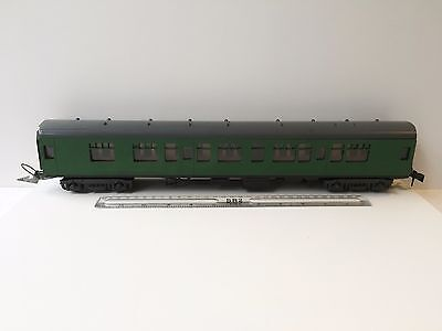 O Gauge Lima - Plastic Passenger Coach - Please See Below.