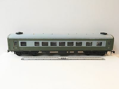 O Gauge Unknown Make - Plastic Passenger Coach No. 2 - Please See Below.