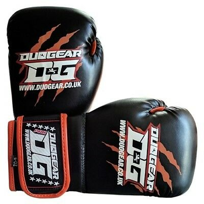 GK Bambini Guantoni Da Boxe INCREDIBILE HULK UFC k1 Thai 8oz Top Quality Leather
