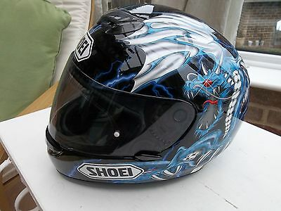 Shoei Full Face Helmet Small