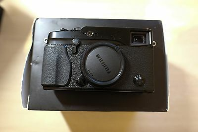 Fujifilm X Series X-Pro1 16.3MP Digital Camera - Black (Body Only) Boxed