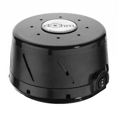 Refurbished DOHM DS Black Two Speed Settings With Adjustable Tone and Volume