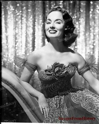 8x10 Film Negative Ann Blyth Beautiful Studio Portrait  #5502776
