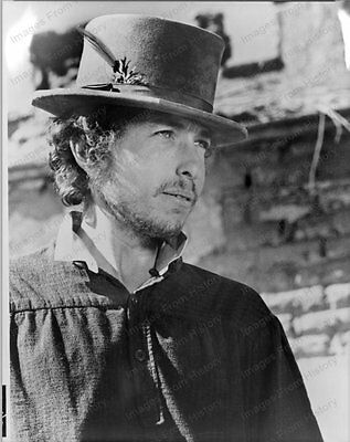 8x10 Film Negative Bob Dylan Hearts of Fire 1987 #2016430
