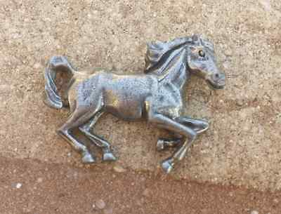 Wild Wild West WESTERN ANIMAL JEWLRY 1 HORSE PEWTER PIN All New.