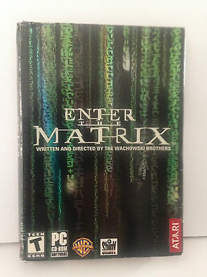 Enter the Matrix PC CD-ROM Game, Atari, In the War to Save Zion