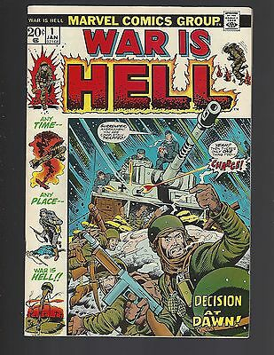 War Is Hell #1 Williamson-a