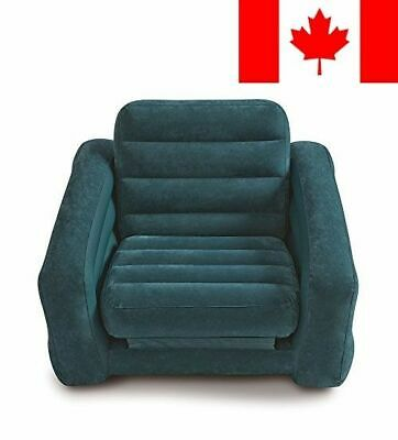 Intex Pull-out Chair Inflatable Bed, Twin