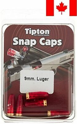 Tipton Snap Caps 9mm Luger (Per 5)