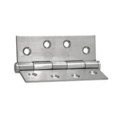 ZANDA STAINLESS STEEL ENTRANCE DOOR HINGE 100x75x2.5MM BUTT HINGE-LOOSE PIN