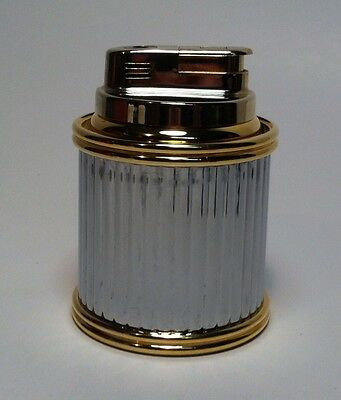 vintage Colibri gas table lighter