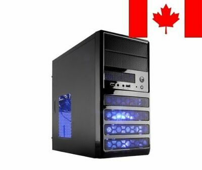 Rosewill Dual Fans MicroATX Mini Tower Computer Case with USB 2.0 Cases RANGE...