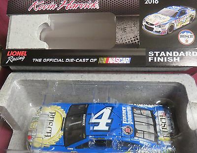 New, 1/24 Action 2016 Chevy Ss Cup Series #4, Busch  Beer Fishing, Kevin Harvick