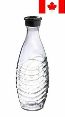 SodaStream 0.65-Litre Glass Carafe Penguin/Crystal, Single
