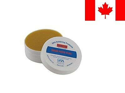 SRA Soldering Products Rosin Paste Flux #135 in A 2-Ounce Jar