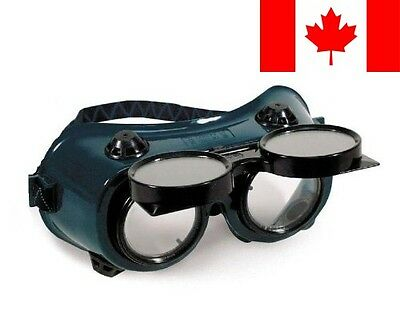 Hobart 770129 Oxy/Acet, Goggle-Flip Front, 50mm Eye Cup Shade 5