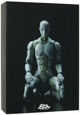 1000 Toys 1/12 scale TOA Heavy Industries Synthetic Human Action Figure